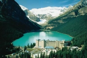 9. Fairmont Chateau Lake Louise, Alberta, Canada