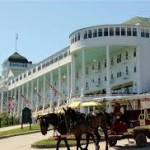 The Grand Hotel, Mackinac Island, Michigan