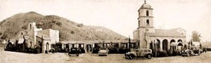 First Motor Inn (Motel) San Luis Obispo, California, 1925