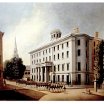 The Tremont House, 1829 in Boston reportedly was the first American hotel to have indoor plumbing.